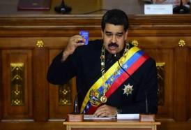 Portal 180 - Constituyente asume competencias del Parlamento opositor en Venezuela