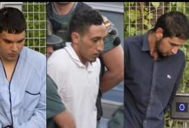 Portal 180 - Los detenidos por los atentados en Cataluña comparecen ante la justicia