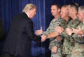 """Portal 180 - Trump descarta retirada de Afganistán y los talibanes prometen """"un cementerio"""""""