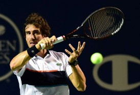 Portal 180 - Pablo Cuevas fue eliminado del US Open