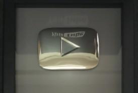 Portal 180 - Cerrito Plenero recibió premio de YouTube por alcanzar los 100.000 suscriptores