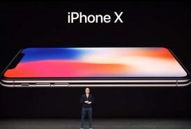 Portal 180 - Apple develó su nuevo iPhone X, con reconocimiento facial