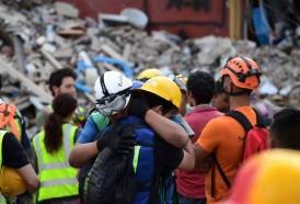 Portal 180 - Rescate en Ciudad de México se suspende por nuevo sismo de 6,1 grados