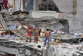 Portal 180 - Sigue la búsqueda de víctimas en México cinco días después del terremoto