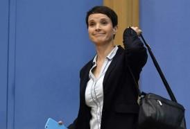 Portal 180 - Derecha nacionalista alemana se divide un día después de su éxito electoral