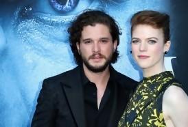 Portal 180 - Jon Snow e Ygritte, de Game of Thrones, se casarán en la vida real