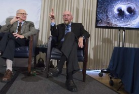 Portal 180 - Nobel de Física a quienes lograron detectar y medir las ondas gravitacionales