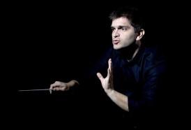 Portal 180 - Diego Naser será el nuevo director de la Orquesta Sinfónica del Sodre