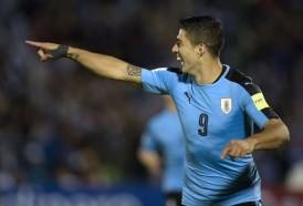 Portal 180 - Las mejores fotos de la clasificación de Uruguay