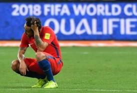 """Portal 180 - La """"generación dorada"""" de Chile se quedó sin Mundial"""