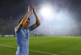 Portal 180 - Cavani fue el goleador de las Eliminatorias