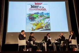 Portal 180 - Portada de Astérix subastada en 1,4 millones de euros en París, un récord