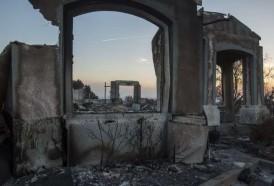 Portal 180 - Suben a 40 los muertos por los incendios de California