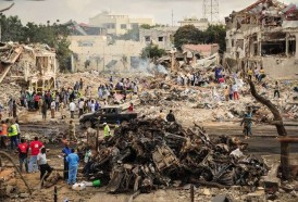 Portal 180 - Al menos 276 muertos y 300 heridos en atentado en Mogadiscio