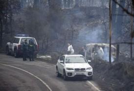 Portal 180 - Al menos 34 muertos en incendios en Portugal y España