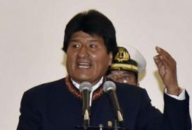 Portal 180 - Para Evo Morales, en Venezuela ganó el pueblo y perdieron Almagro y Trump
