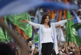 "Portal 180 - Perón y ""Evita"" ""votarían a Cristina y Taiana"", según Fernández de Kirchner"