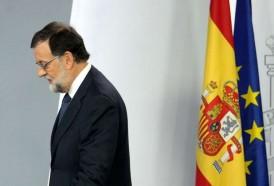 Portal 180 - Rajoy tomará medidas para intervenir en el gobierno de Cataluña