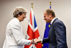 Portal 180 - La Unión Europea tiende la mano a May en negociaciones del Brexit