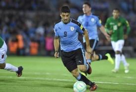 Portal 180 - Suárez no estará en los amistosos ante Polonia y Austria