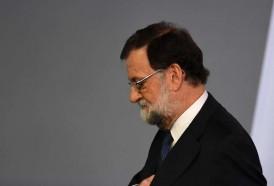 Portal 180 - Rajoy pide cesar al gobierno catalán y convocar elecciones en seis meses