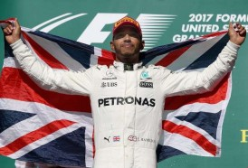 Portal 180 - Hamilton ganó el GP de EE.UU y acaricia el título mundial