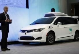 Portal 180 - Los coches autónomos de Waymo se lanzan a las carreteras sin conductores