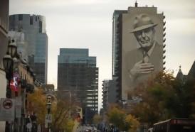 Portal 180 - Tributo virtual a Leonard Cohen en el Museo de Arte Contemporáneo de Montreal