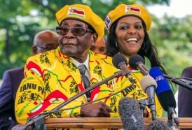 Portal 180 - La apuesta de Grace Mugabe por el poder que hundió el régimen en Zimbabue