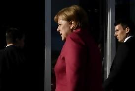 Portal 180 - Socialdemócratas alemanes dispuestos a discutir sobre una alianza con Merkel
