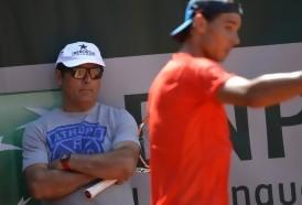 """Portal 180 - Toni Nadal se """"despide"""" de su sobrino Rafa Nadal"""