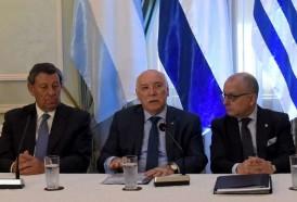 Portal 180 - Argentina, Uruguay y Paraguay dan otro paso por el Mundial-2030