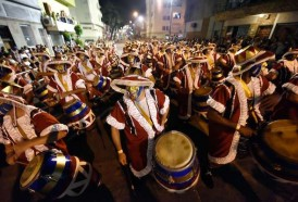 Portal 180 - Este viernes comienzan los festejos por el Día nacional del candombe