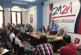 """Portal 180 - Asamblea Uruguay: """"el Frente Amplio vive una etapa crítica"""""""