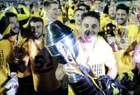 Portal 180 - Las mejores fotos de la consagración de Peñarol