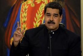 Portal 180 - Maduro apunta a su reelección sin la oposición en presidenciales
