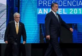 Portal 180 - Chile: áspero debate entre Piñera y Guillier a cinco días del balotaje