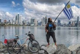 Portal 180 - De Uruguay a Alaska en bicicleta: atravesar América aprendiendo de la gente