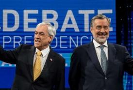 Portal 180 - Izquierda y derecha se disputan en un reñido balotaje la presidencia de Chile
