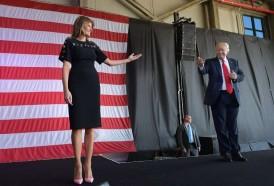 Portal 180 - Melania Trump, la enigmática primera dama de EEUU