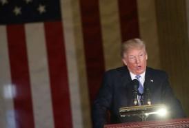 """Portal 180 - Trump dio los ganadores de sus polémicos premios a las """"noticias falsas"""""""