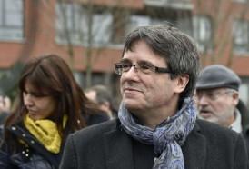 Portal 180 - Puigdemont dijo que puede presidir Cataluña desde Bélgica