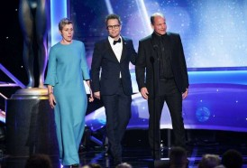 """Portal 180 - """"Tres anuncios por un crimen"""" triunfó en los SAG Awards"""