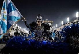 Portal 180 - Rio de Janeiro se prepara para su Carnaval más contestatario