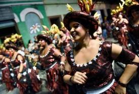 Portal 180 - C1080 fue la comparsa ganadora del Desfile de Llamadas