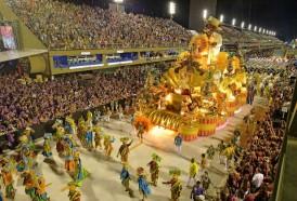 Portal 180 - El Carnaval de Rio mezcla política con glamour en el Sambódromo