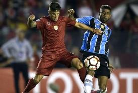 Portal 180 - Independiente y Gremio empataron 1-1 en la primera final de la Recopa