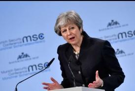 """Portal 180 - May pide un acuerdo """"urgente"""" sobre seguridad con la UE tras el Brexit"""