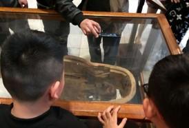 """Portal 180 - El Museo Egipcio de El Cairo exhibe una """"momia aulladora"""""""