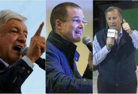 Portal 180 - Con nominaciones de candidatos arranca carrera presidencial en México